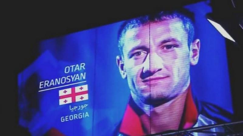Еще одна победа Отара Ераносяна из Ахалкалаки на профессиональном ринге
