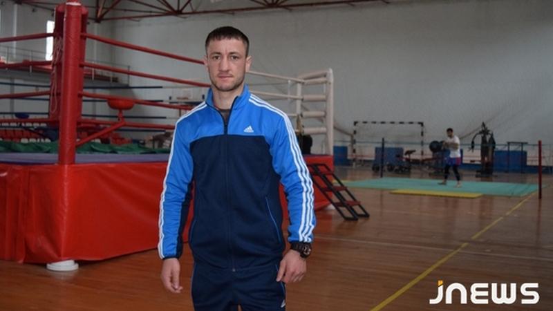 Отар Ераносян из Ахалкалаки одержал четвертую победу
