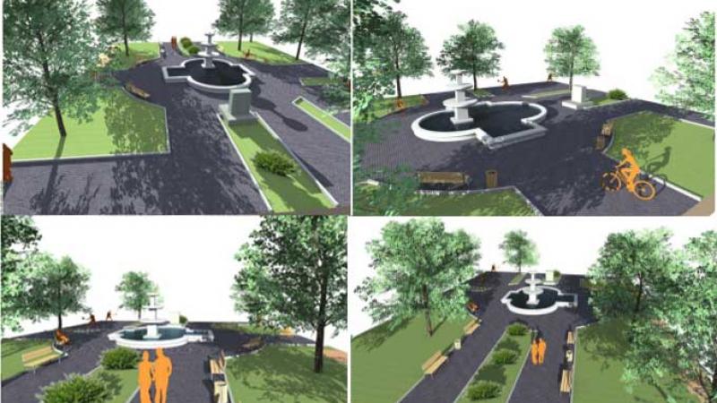 Центральный парк Ахалкалаки будет реабилитирован