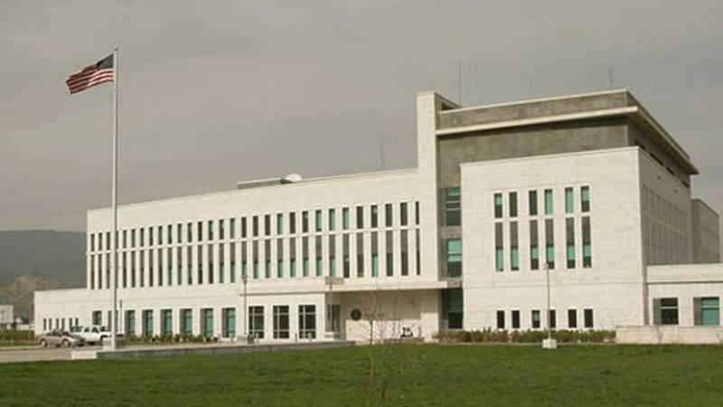 Посольство США выступило с заявлением по событиям вокруг TV Pirveli