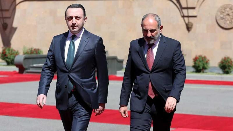 Никол Пашинян – Дружба между Грузией и Арменией основана на партнерстве между двумя странами