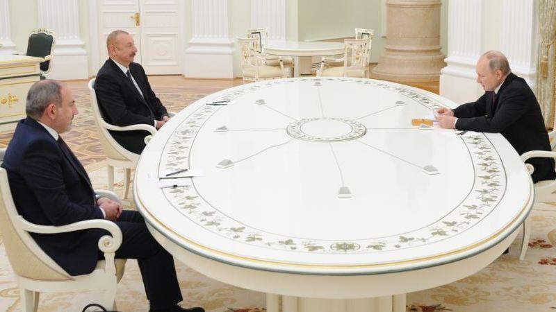 Путин и Пашинян обсудят шаги по решению проблем в Нагорном Карабахе