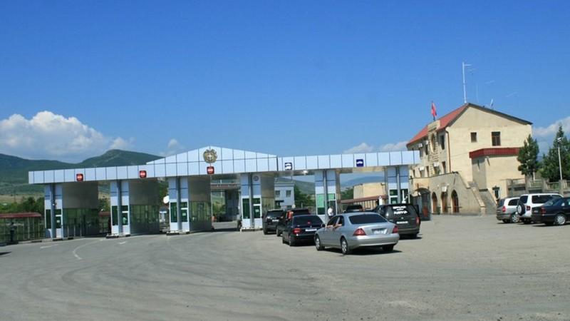 На пропускном пункте Садахло-Баграташен возводится новый мост