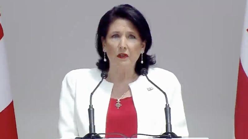 Саломе Зурабишвили – Европейский выбор – без альтернатив