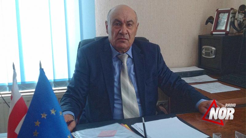 Сейран Кюрегян переизбран председателем ОИК  Ниноцминда