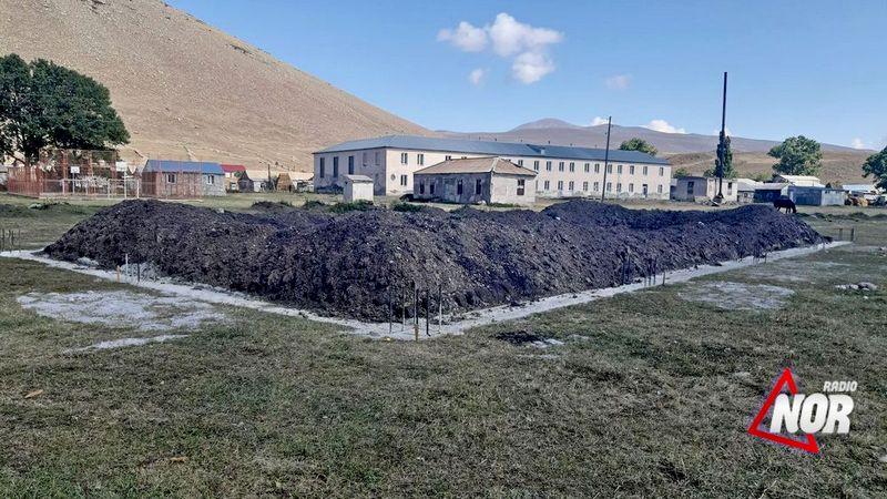 Продолжится строительство спортзала  и мини-стадиона села Тортя