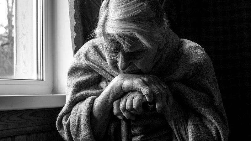 Жизнь одиноких пожилых людей в период пандемии