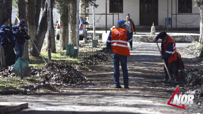 В Ниноцминдском муниципалитете провели субботник / фото