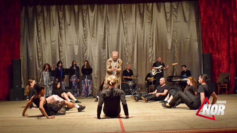 Музыкальный спектакль «Тамада на Манхэттене» в Доме культуры Ниноцминда
