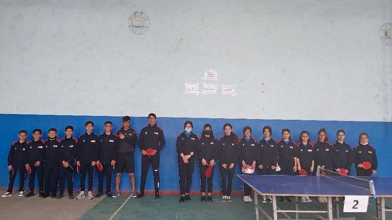 Турнир по теннису, посвященный Дню Победы