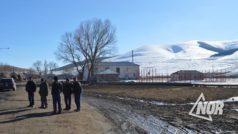 Жители Тории жалуются на плачевное состояние сельских дорог