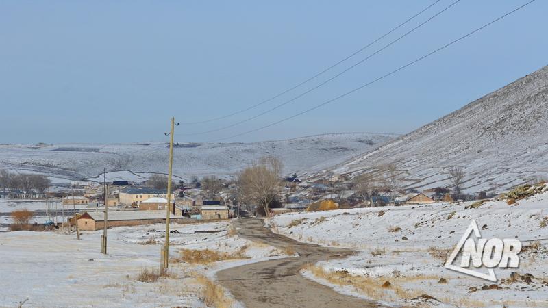 Асфальтирование дороги, ведущей в села Учмана и Тория, в неопределенном состоянии