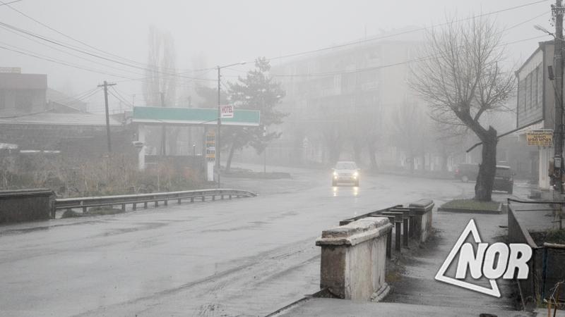 В Грузии ожидаются дожди и сильный ветер