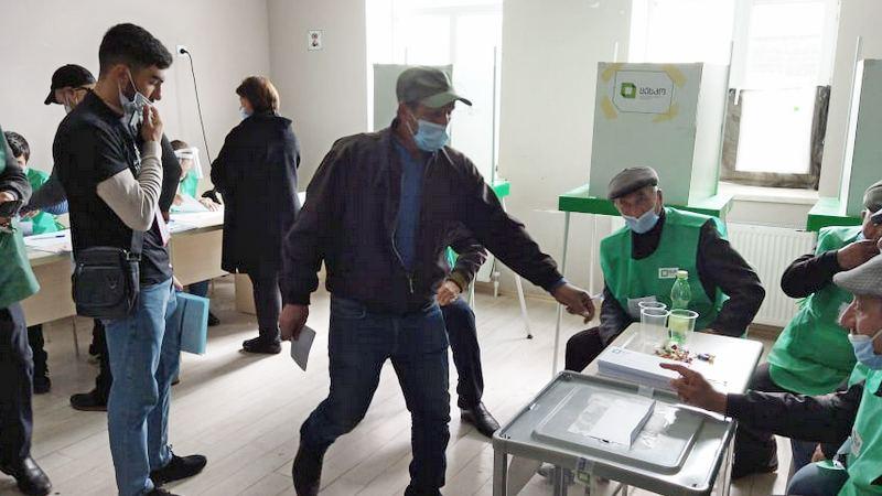 Процесс выборов в муниципалитете Ниноцминда [Обновляется]