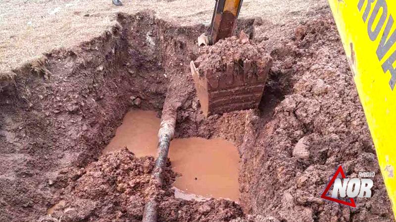 Մ.Խանչալի գյուղում վերականգնվեց ջրամատակարարումը