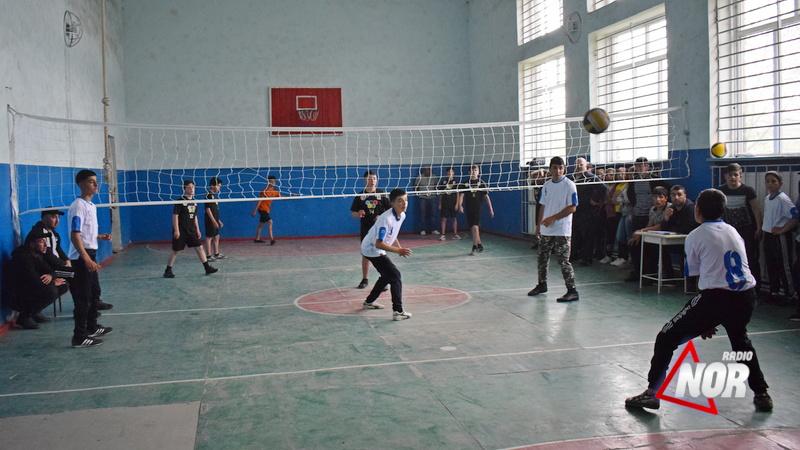 В Ниноцминде стартовала школьная спортивная олимпиада