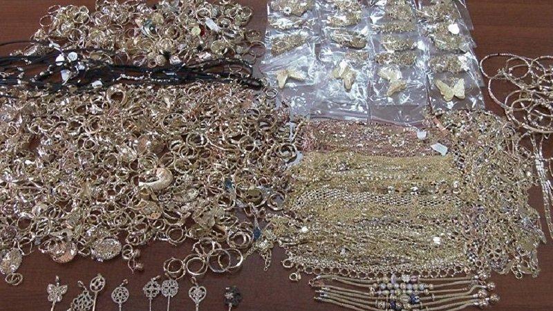 В Грузии предотвращена контрабанда золота на нескольких КПП